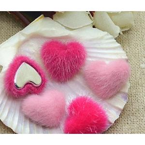Dekorativni lepilni gumb srce