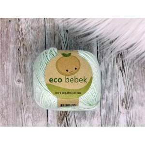 """Preja Eco Bebek iz organskega bombaža - MINT """"ZEPHIR"""""""