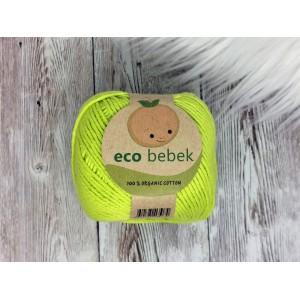 """Preja Eco Bebek iz organskega bombaža - LIMETA """"DILL"""""""