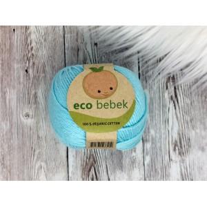 """Preja Eco Bebek iz organskega bombaža - MINT """"ANISE"""""""